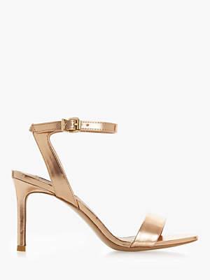 1fe51c9ace8 Steve Madden Black Stiletto Heel Sandals For Women - ShopStyle UK
