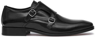 Reiss Filmore Double Monk Strap Shoes
