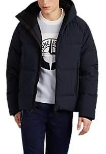 Isaora Men's Voyager Hooded Puffer Jacket - Navy