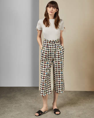 Ted Baker BOA Triangle print trousers