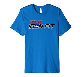 Texas Iron Fit Athlete T-Shirt