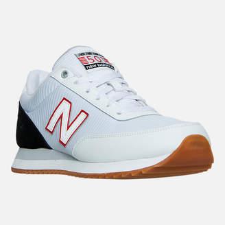 New Balance Men's 501 Gum Ripple Casual Shoes