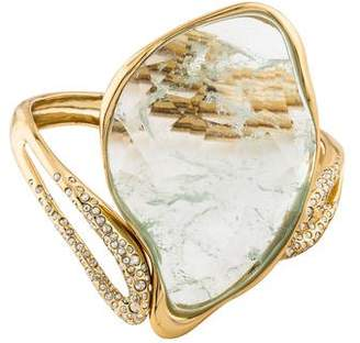 Alexis Bittar Glass & Crystal Bangle