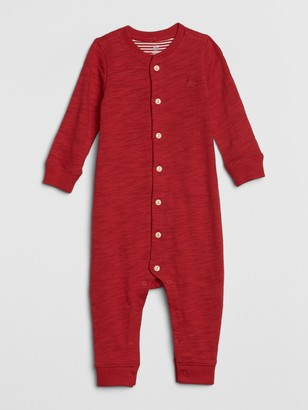 Gap Baby Button-Front Union Suit