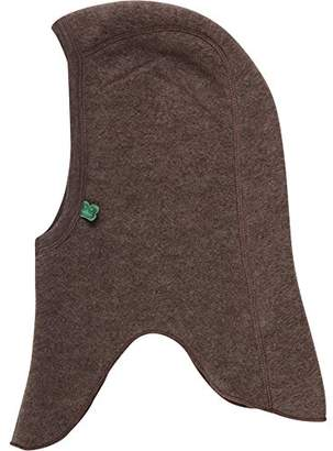 Green Cotton Fred's World by Wool Fleece hat Bomber,Small