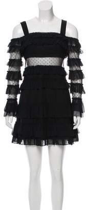 Alexis Brandi Mini Dress w/ Tags