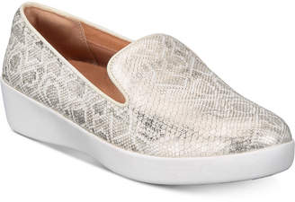 FitFlop Audrey Slip-Resistant Loafers Women's Shoes
