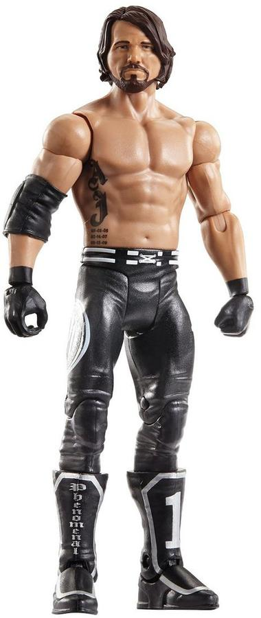 WWE AJ Styles Figure