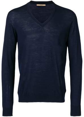 Nuur v-neck merino sweater