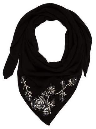 Pinko Woven Knit Scarf w/ Tags