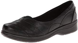 Easy Street Shoes Women's Ridge Ballet Flat
