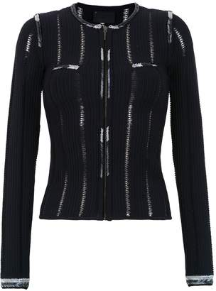 Andrea Bogosian knitted top