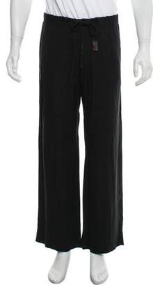 Giorgio Armani Woven Relaxed Pants