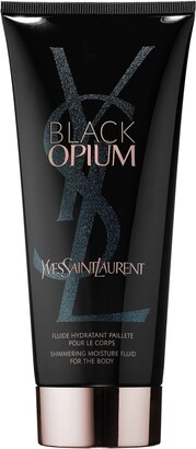 Saint Laurent Black Opium Shimmering Moisture Fluid For The Body
