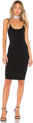 Alexander Wang Full Needle Rib Midi Tank Dress