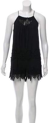 Nightcap Clothing 2017 Embroidered Romper