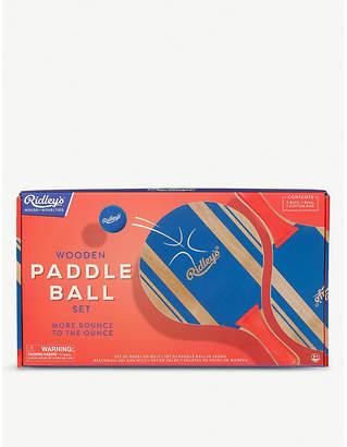 Wild and Wolf Paddle ball set
