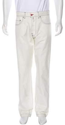 Kiton Flat Front Pants