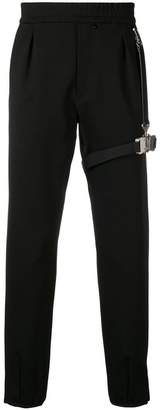 1017 Alyx 9SM bondage track trousers