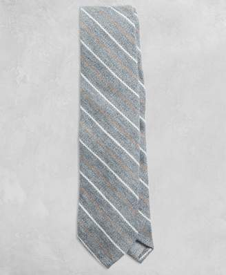 Brooks Brothers Golden Fleece Two-Tone Stripe Tie