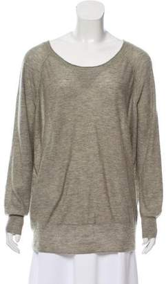 Boy By Band Of Outsiders Cashmere Crew Neck Sweater