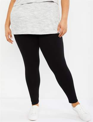 fa7902fa63b3c Motherhood Maternity Plus Size BOUNCEBACK Post Pregnancy Leggings