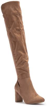 Wild Diva Lounge Blake Over-The-Knee Boot