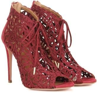 Aquazzura Kya bootie sandals