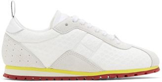 MM6 MAISON MARGIELA White Pull-Tab Sneakers