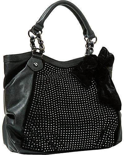 Betsey Johnson Crystal Palace Too Tote