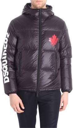 DSQUARED2 Logo Down Jacket