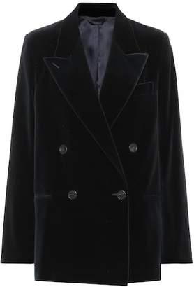 Acne Studios Velvet blazer