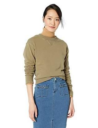 Monrow Women's Slouchy Sweatshirt