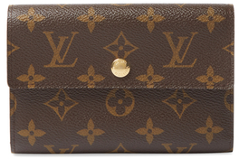 Louis Vuitton Vintage Monogram Canvas Alexandra