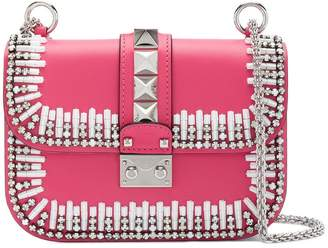 Valentino bead embellished bag