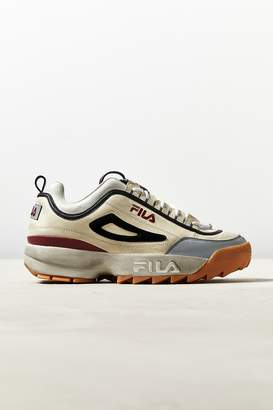 Fila UO Exclusive Distressed Disruptor 2 Sneaker