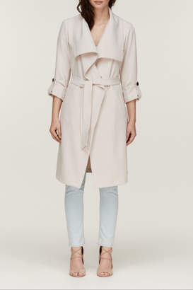 Soia & Kyo Pearl Trench Coat