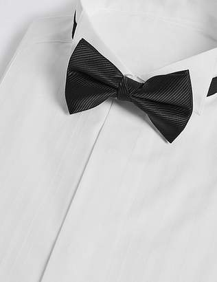 Marks and Spencer Twill Bow Tie
