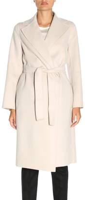 Max Mara Studio Coat Coat Women S