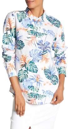 Tommy Bahama Bogart Blooms Linen Shirt