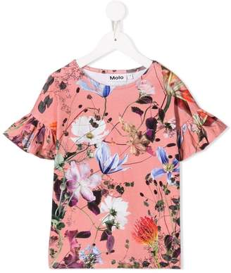 Molo Flowers of the World T-shirt