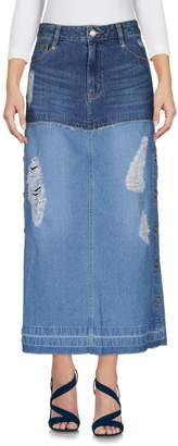 Sjyp Denim skirts - Item 42579276OB