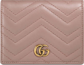 GG Marmont card case $395 thestylecure.com