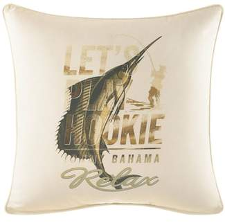 Let's Play Hookie Pillow