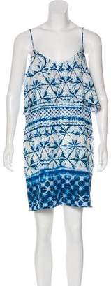 Rory Beca Tie-Dye Sleeveless Dress w/ Tags