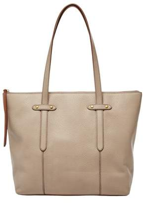 Fossil Felicity Tote Handbags Taupe