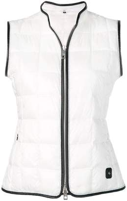 Fay quilted gilet