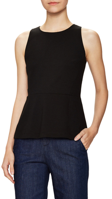 Ponte Open Back Top