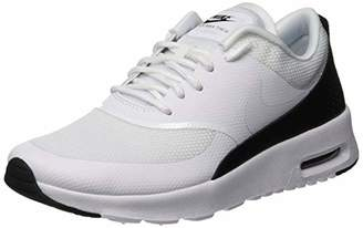 756abc131cc ... Nike Women s WMNS Air Max Thea Competition Running Shoes White Black 111