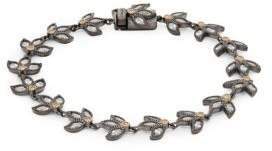 Freida Rothman Fleur Bloom Sterling Silver Bracelet